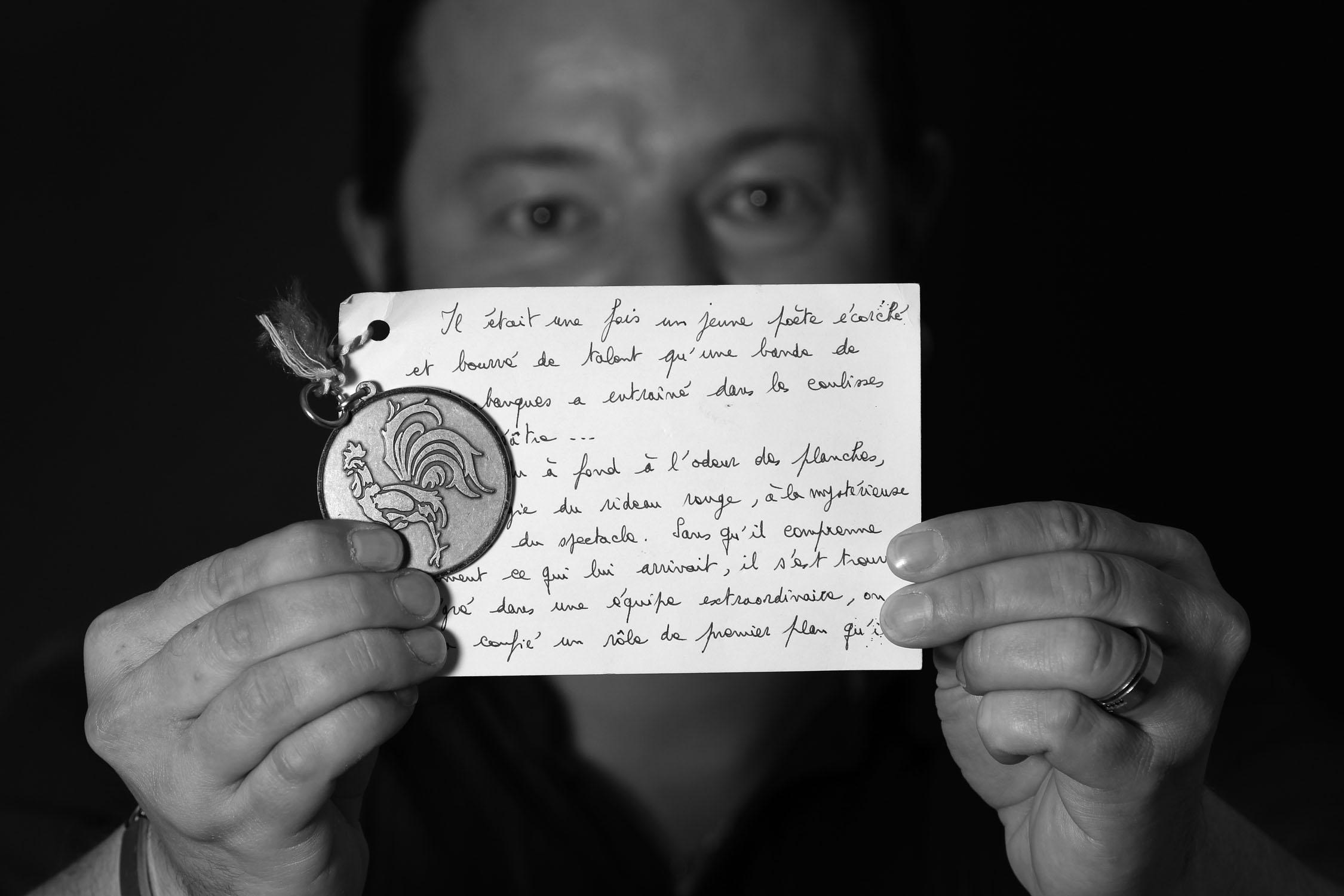 David André, auteur wallon