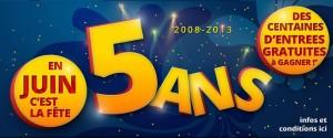 5ans Point d'EAu