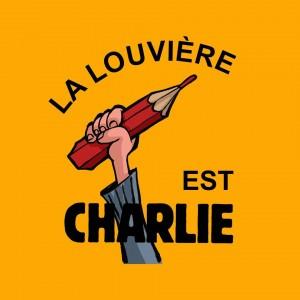 La Louvière est Charlie